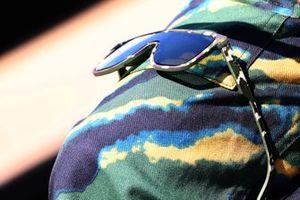 Sunglasses of Lewis Hamilton, Mercedes