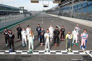 2021 drivers lineup