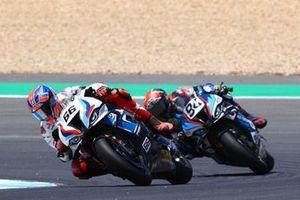 Tom Sykes, BMW Motorrad WorldSBK Team, Jonas Folger, Bonovo MGM Racing
