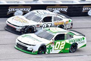 Brett Moffitt, Our Motorsports, Chevrolet Camaro DESTINY HOMES, Joe Graf Jr, SS Green Light Racing, Chevrolet Camaro Bucked Up Energy
