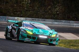#19 Konrad Motorsport Lamborghini Huracan GT3 Eva: Axci Jefferies, Michele Di Martino, Tim Zimmermann