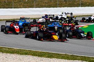 Jak Crawford, Hitech Grand Prix, Oliver Rasmussen, HWA Racelab, Calan Williams, Jenzer Motorsport, Jack Doohan, Trident, Tijmen Van Der Helm, MP Motorsport