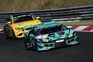 #7 Konrad Motorsport Lamborghini GT3 Evo. Axcil Jefferies, Michele Di Martino