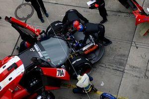 #704 Glickenhaus Racing SP-X SCG SCG004c: Thomas Mutsch, Felipe Fernandez-Laser, Franck Mailleux, Richard Westbrook