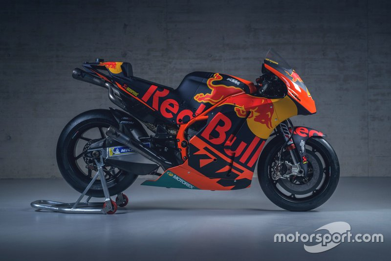 KTM RC16 von Red Bull KTM Factory Racing