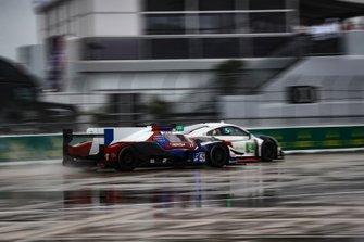 #52 PR1 Mathiasen Motorsports ORECA LMP2, LMP2: Matthew McMurry, Gabriel Aubry, #9 PFAFF Motorsports Porsche 911 GT3 R, GTD: Scott Hargrove, Zacharie Robichon, Lars Kern