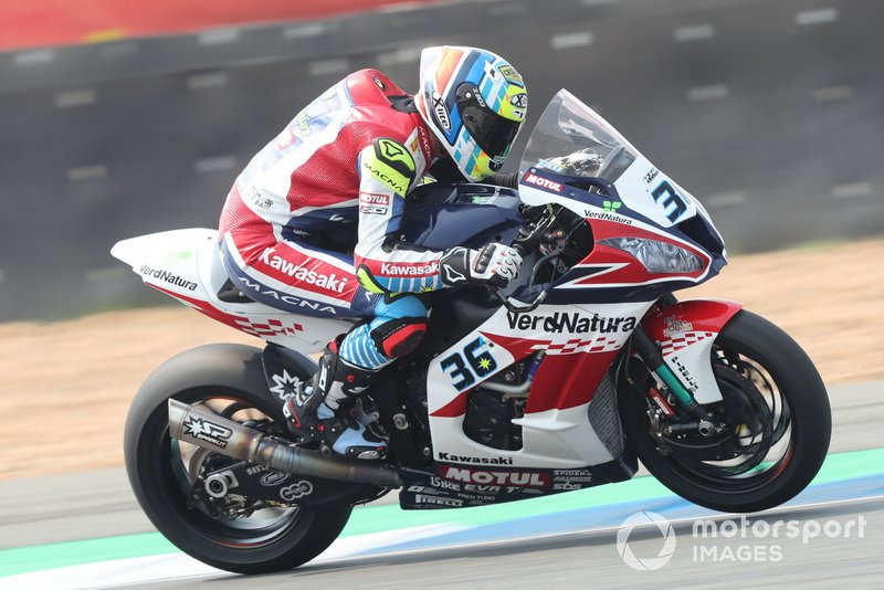 Leandro Mercado, Orelac Racing Team