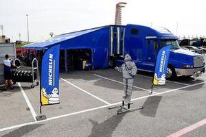Michelin Teknik ekibi
