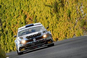 Andrea Crugnola, Pietro Ometto, Volkswagen Polo R5 #8, Gass Racing