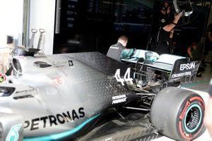 Mercedes AMG F1 neus