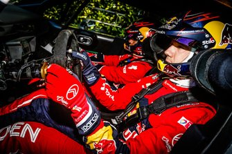 Sébastien Ogier, Julien Ingrassia, Citroën World Rally Team Citroen C3 WRC