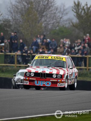 Gerry Marshall Sprint, Nick Padmore BMW530i