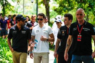 Felipe Nasr, Dragon Racing, Stoffel Vandoorne, HWA Racelab, Oliver Rowland, Nissan e.Dams