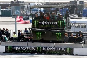 Monster Pit Box Atlanta Motor Speedway