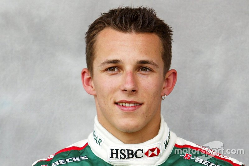 #12 Christian Klien, Jaguar