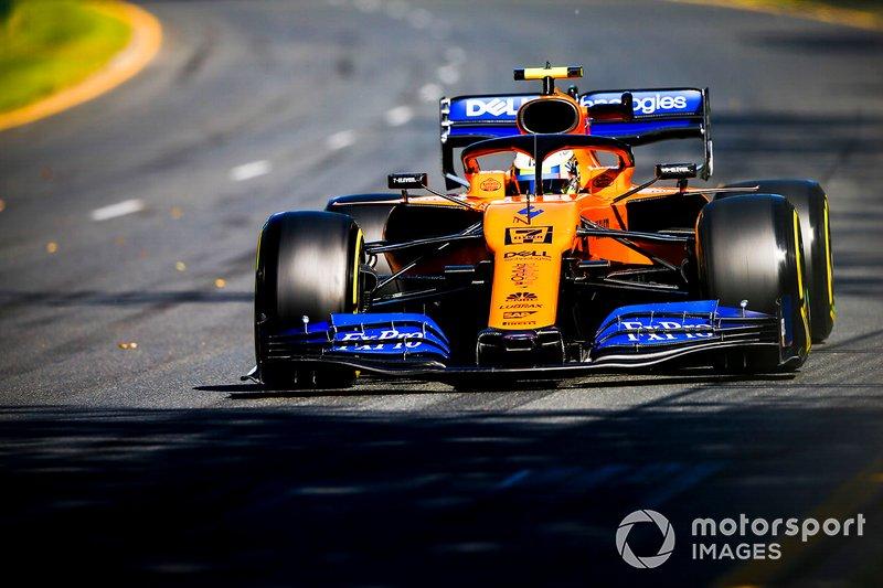 Lando Norris - GP de Australia 2019 (13º)