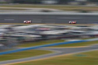 #6 Acura Team Penske Acura DPi, DPi: Juan Pablo Montoya, Dane Cameron, Simon Pagenaud, #7 Acura Team Penske Acura DPi, DPi: Helio Castroneves, Ricky Taylor, Alexander Rossi