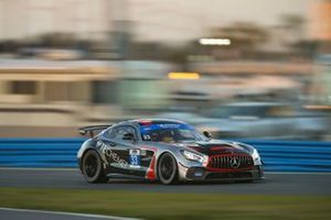 #33 Winward Racing / HTP Motorsport Mercedes-AMG, GS: Russell Ward, Indy Dontje