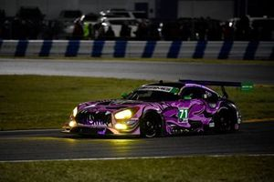 Максимилиан Бюк, Фабиан Шиллер, Доминик Бауманн, Джей-Си Перес, P1 Motorsports, Mercedes-AMG GT3 (№71)