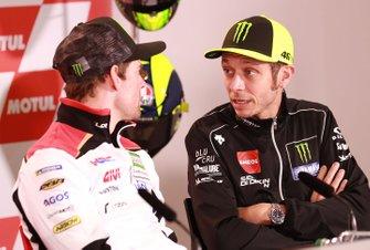 Кэл Кратчлоу, Team LCR Honda, Валентино Росси, Yamaha Factory Racing