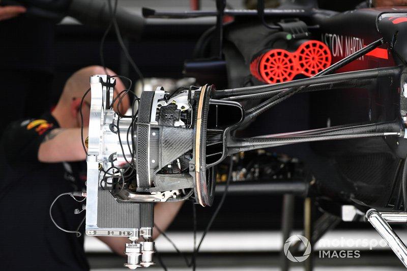 Red Bull Racing RB15 fren diski