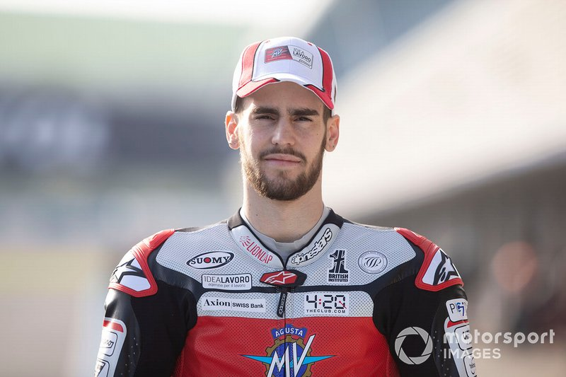 Stefano Manzi, Forward Racing