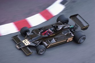Hector Rebaque, Team Rebaque. Lotus 78