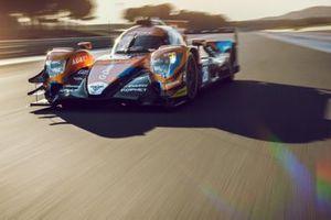 G-Drive Racing Aurus