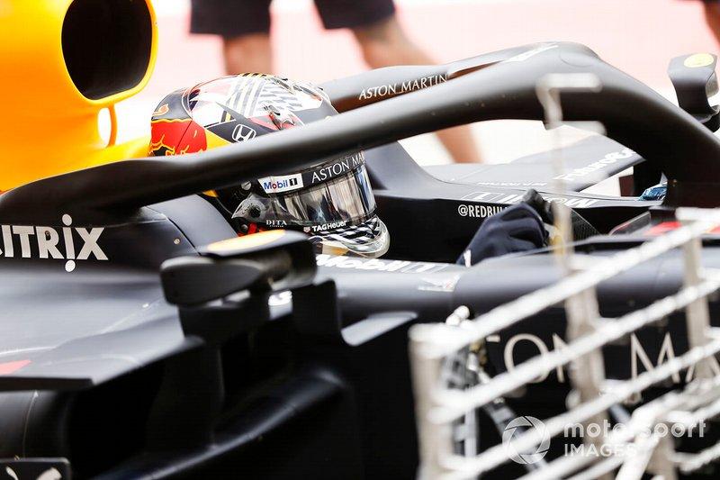 Ден Тіктем, Red Bull Racing RB15