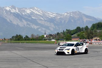 Slalom Interlaken, general view