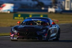 #4 Team TGM Mercedes-AMG, GS: Ted Giovanis, Guy Cosmo