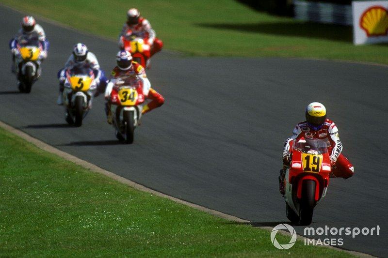 John Kocinski: 250er-Weltmeister mit Yamaha (1990) *