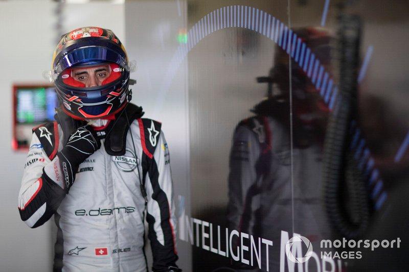 Sébastien Buemi, Nissan e.Dams