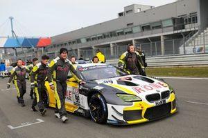 #99 ROWE Racing BMW M6 GT3: Nick Catsburg, Marco Wittmann, John Edwards