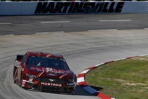 Aric Almirola, Stewart-Haas Racing, Ford Mustang SHAZAM! / Smithfield