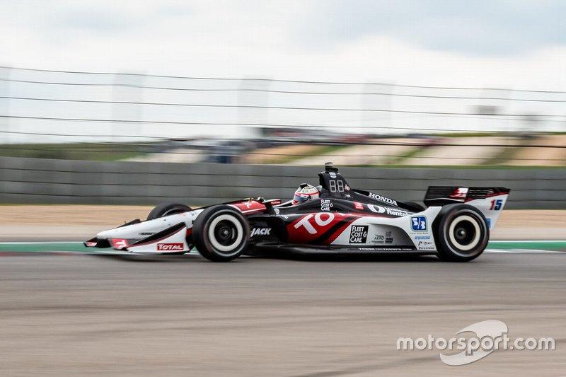 Грэм Рейхол, Rahal Letterman Lanigan Racing Honda