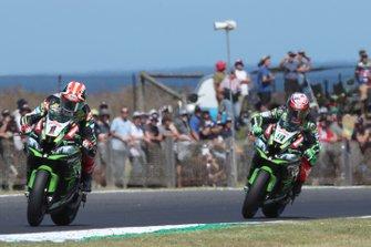 Jonathan Rea, Kawasaki Racing, race1