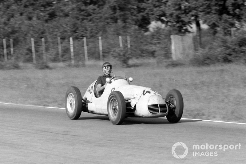 Gino Bianco - 1952 - 4 corridas