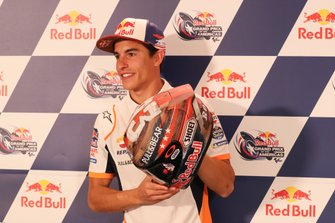 Helmet of Marc Marquez, Repsol Honda Team