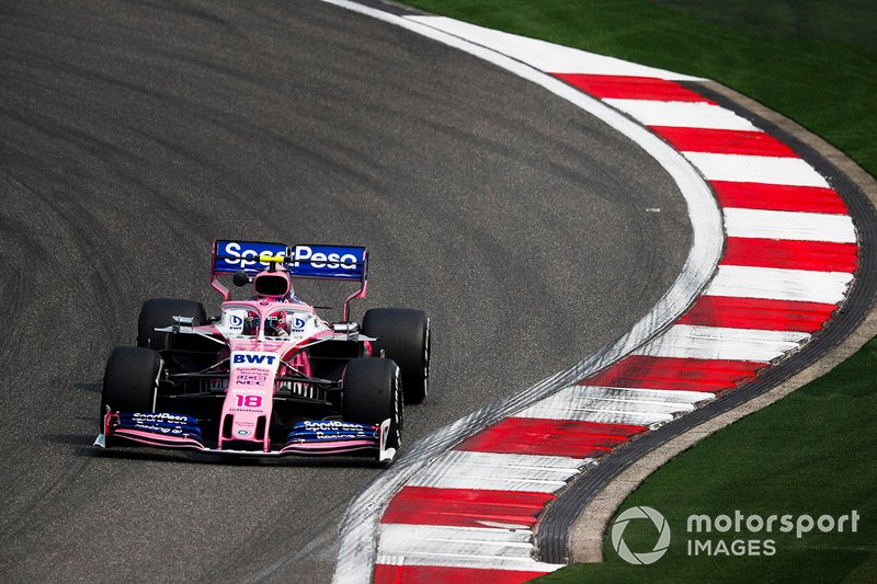 Lance Stroll, Racing Point RP19: 1:34.292