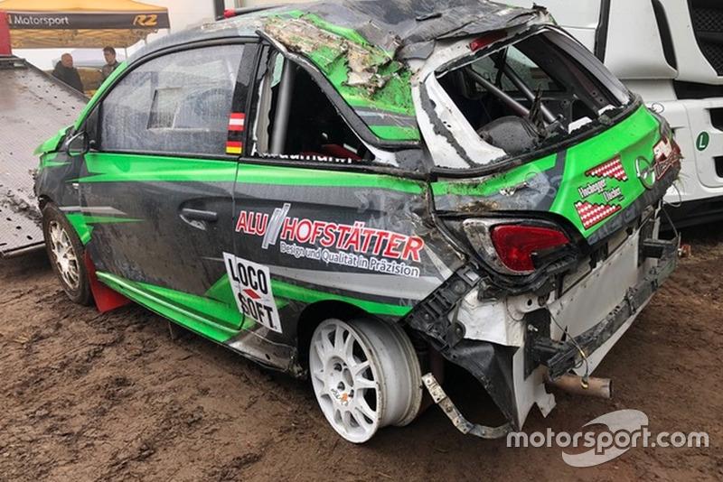 Azores Rallye, tests