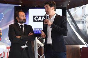 Didier Lahaye, Thomas Senecal, Canal+