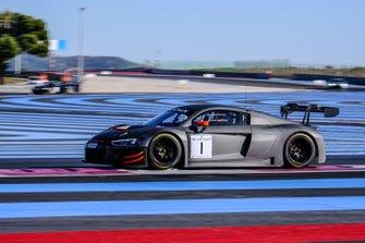 #1 Belgian Audi Club Team WRT BEL Audi R8 LMS