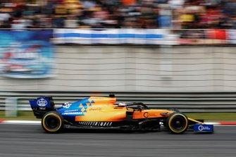 Карлос Сайнс-мол., McLaren MCL34