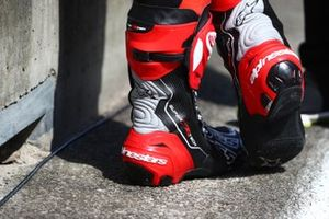 Stiefel: Jonathan Rea, Kawasaki Racing
