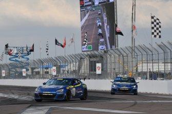 Mike Ogren, TechSport Racing Subaru BRZ tS