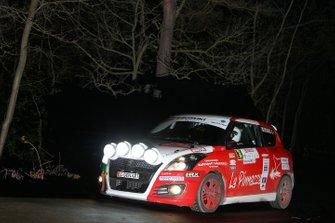 Sergio Denaro, Francesco Zambelli, Suzuki SWIFT 1.6 Sport R/R1, Alma Racing