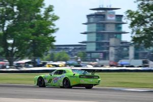 #11 TA2 Dodge Challenger driven by Doug Peterson of Stevens Miller Racing