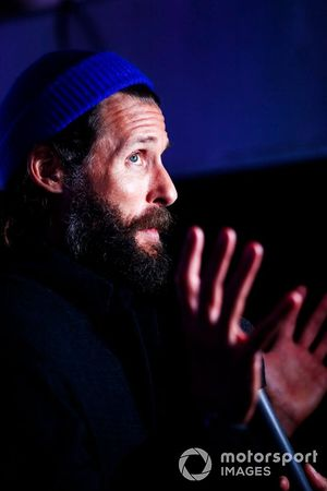 David De Rothschild, Chief Explorer, Extreme E