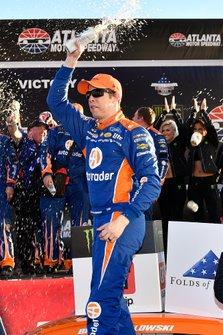 Brad Keselowski, Team Penske, Ford Mustang wins